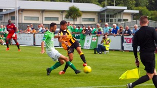 Guernsey FC beat East Grinstead 4-2 on opening day