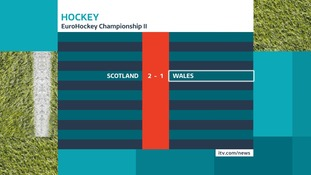 Hockey result