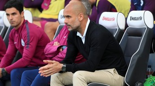 Pep Guardiola demands more from Manchester City after victory at Brighton