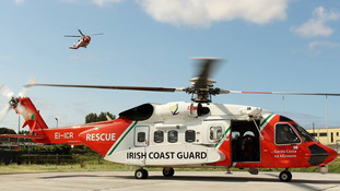 Searches underway for missing Donegal diver