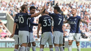 Premier League: Tottenham claim away win against newly promoted Newcastle at St. James Park
