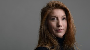 Journalist Kim Wall was allegedly on board the submarine when it sank.