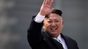 Kim Jong-un is North Korea's supreme hereditary leader.