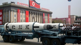 North Korea's aim to is to become a nuclear-armed nation.