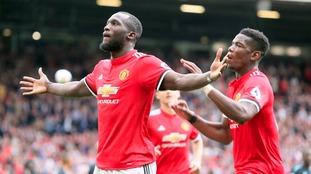 Premier League: Jose Mourinho's Man United smash four past West Ham