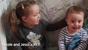 Nicole and Jessica