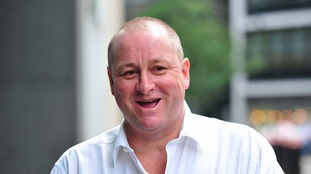 Mike Ashley: I won't stand in way if someone wealthier wants to fund Newcastle