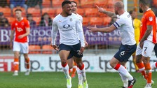 Isaac Vassell has left Luton Town.