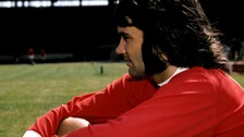 George Best became one of the world's greatest footballers of all time.
