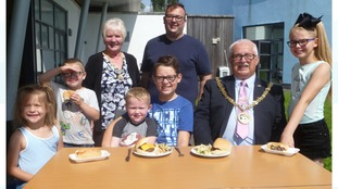 Youngsters love free holiday club