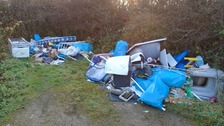 Richard Green committed the fly-tipping offences at two sites in Bodmin and Blisland.
