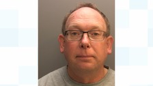 He was sentenced at Carlisle Crown Court today, Monday 14 August