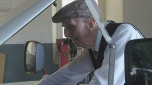 Meet 90-year-old Ernie: One of Wales' oldest mechanics