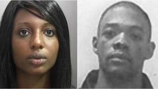 Couple who smuggled cocaine worth £240,000 through customs jailed