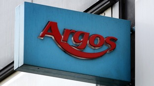 Argos distribution workers are striking for three weeks.