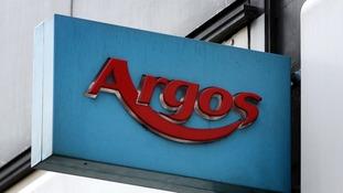 Argos distribution workers begin three-week strike