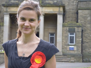 Jo Cox died in her constituency aged just 41.