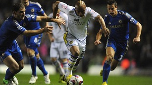 In Pictures: Leeds vs Chelsea in Capital One Cup