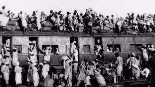 What was the Partition of India?