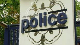 Northamptonshire Police headquarters.