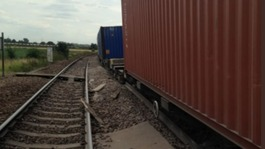 Freight train derails leading to major disruption