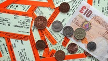 Rail fares to increase by 3.6%