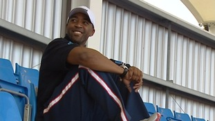 pic of darren campbell