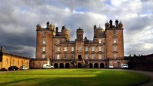 Some of the series was filmed at Drumlanrig Castle in D&G
