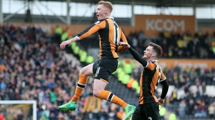Hull City have turned down a £10million bid from Burnley for midfielder Sam Clucas