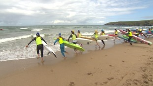National Surf Lifesaving Championships return to Cornwall