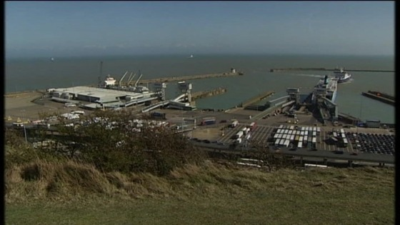 Dover Port