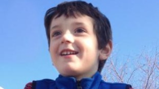 Six-year-old Ben Wheeler, shot dead last Friday during the Sandy Hook elementary school massacre