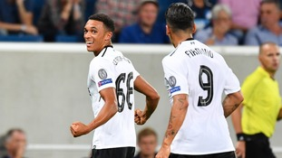 Champions League: Liverpool secure lead over Hoffenheim