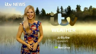 Late weather update with Jo Blythe