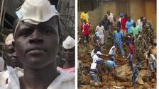 Sierra Leone: Man loses 12 family members in mudslide