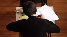 Increase in exam-related stress calls to Childline
