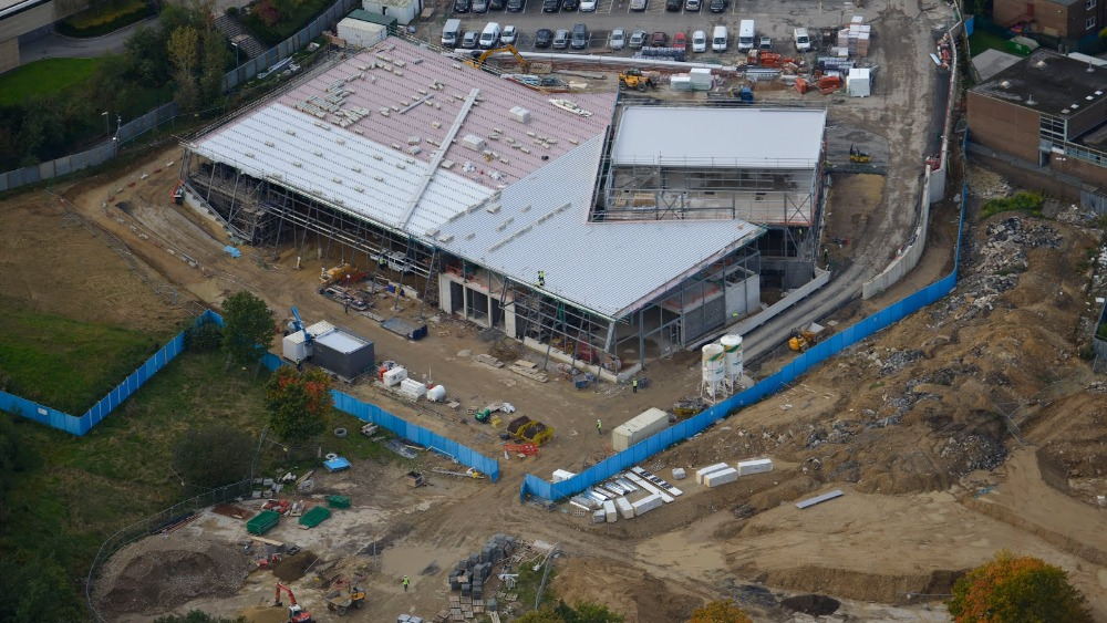 Countdown To The Opening Of New Leisure Centre In Leeds Calendar Itv News