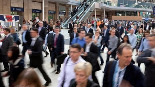 Employment rises to record high but real pay is squeezed in latest official figures