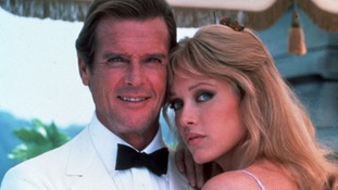 Sir Roger Moore was the oldest on screen Bond.