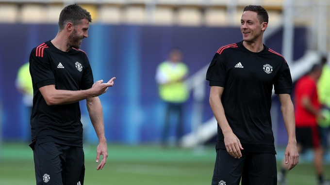 Image result for matic and carrick
