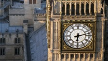 'Can't be right for Big Ben to be silent', says May