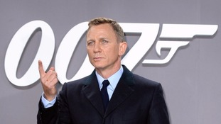 Daniel Craig said his appearance in the 25th official Bond film will be his last.