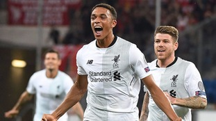 Alexander-Arnold keen to live up to Gerrard praise