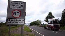 UK Government calls for no Irish border checkpoints after Brexit