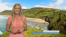 Wales weather: After a dry and bright start, rain pushing in later