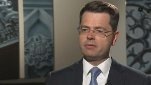 James Brokenshire said the plans are aimed at protecting NI's interests.