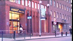Comet call centre, Hull
