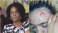 First lady Grace Mugabe requests diplomatic immunity over 'assault'