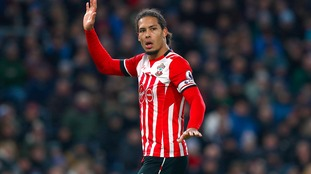 Saints chairman's blow to Liverpool van Dijk hopes