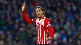 Van Dijk 'not for sale in this window', insists Krueger